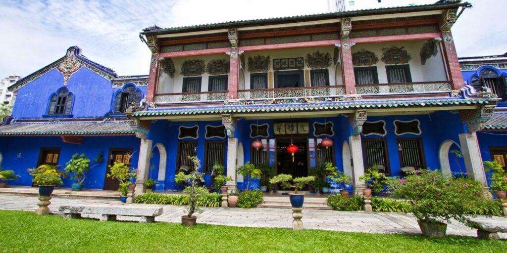 Things To Do In Penang - Cheong Fatt Tze Mansion