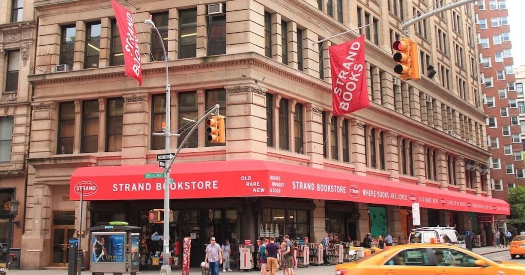 Dash and Lily - The Strand Bookstore