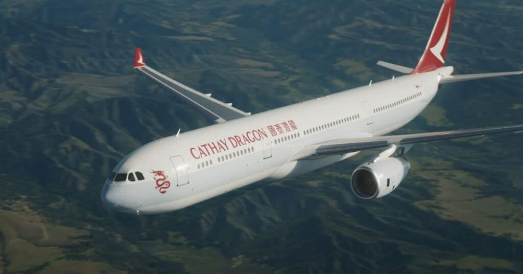Cathay Pacific Suspends Flights To Seven Routes and Retired the Cathay Dragon Brand.