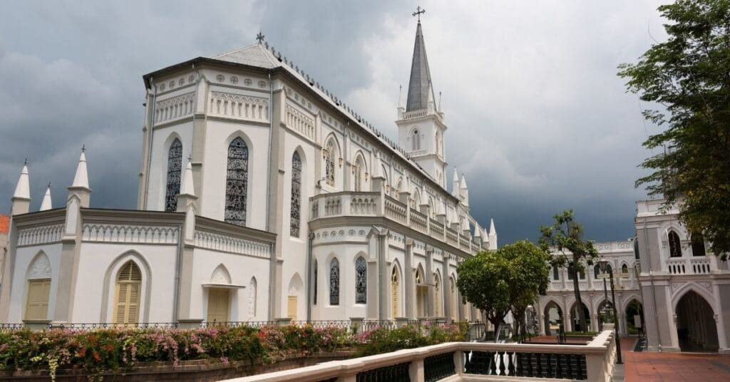 Chijmes in Crazy Rich Asians