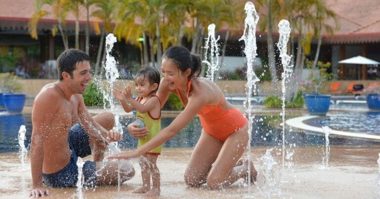 Club Med Cherating For Families
