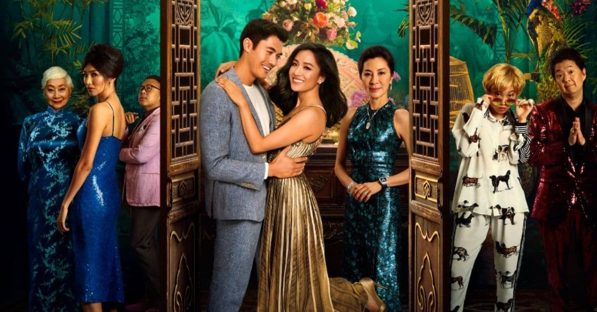 Crazy Rich Asians Film Locations