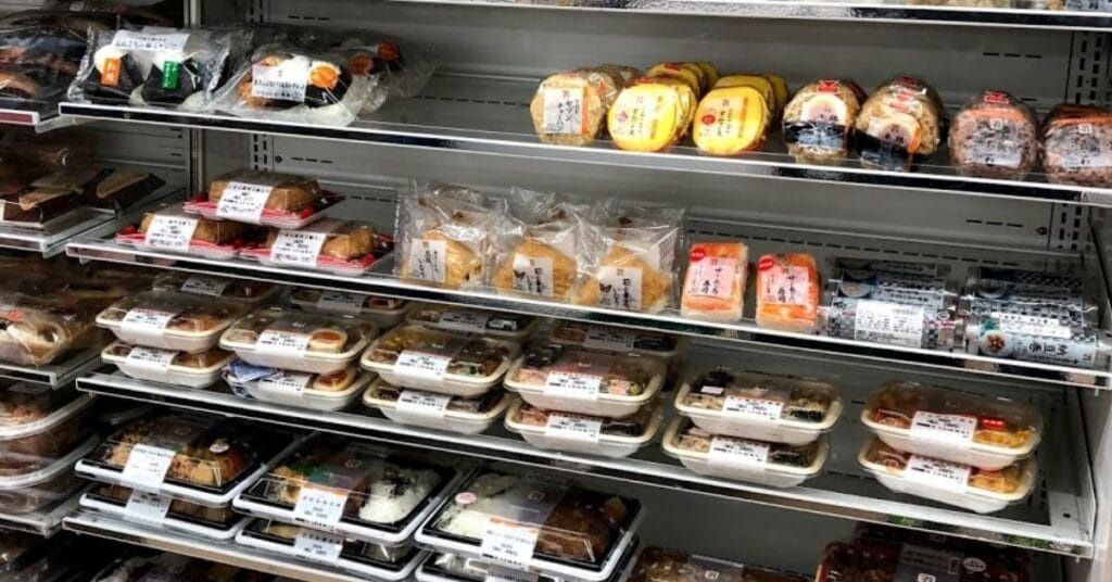 Fall in Love with Japan - Convenience stores that sell almost everything.