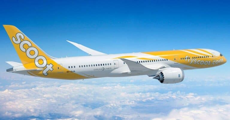 Scoot Resumes Flights To Europe